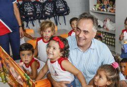 PMJP entrega 58ª creche em novo padrão de qualidade no bairro Mandacaru