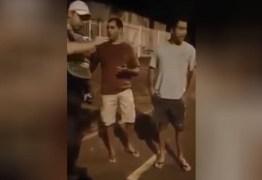 VEJA VÍDEOS:  Militares são detidos por desacato durante blitz