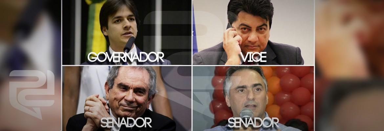 Montagem oposição - Depois do não de Maranhão e Aguinaldo, PSDB engata nome de Pedro para o governo