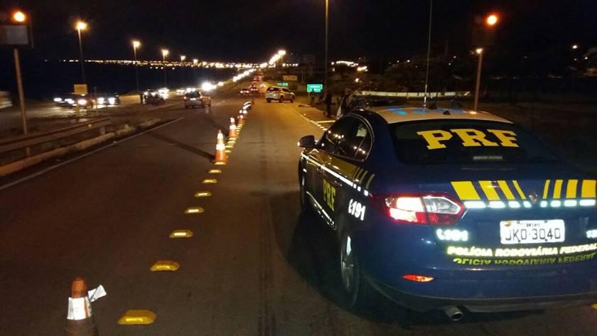 PRF Divulgação - Polícia Rodoviária Federal encontra corpo às margens da BR-230 em Santa Rita