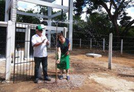 Márcia Lucena entrega sistema de abastecimento de água no Gurugi