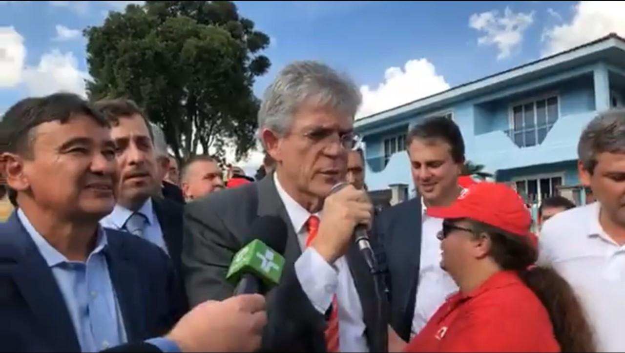 RC em coletiva de Lula - VEJA VÍDEO: Ricardo afirma que não há provas contra Lula e critica a criminalização da política