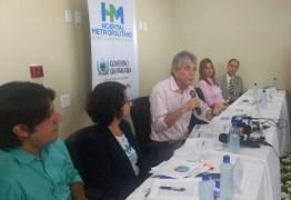 Hospital Metropolitano em Santa Rita começa a atender a partir da próxima segunda-feira; veja cronograma