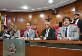 CMJP recebe projeto da LDO 2019 e realiza primeira leitura do documento em plenário