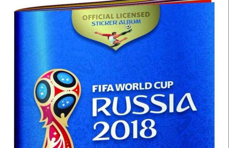 album oficial 790x505 13032018080757 - Estudo mostra que completar o álbum da Copa 2018 está 115% mais caro que em 2014