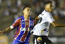 COPA DO NORDESTE: Botafogo-PB joga bem mas perde para o Bahia