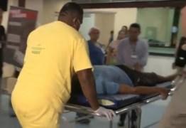 Estado de saúde de homem atingido por tiros após desentendimento com PM é regular