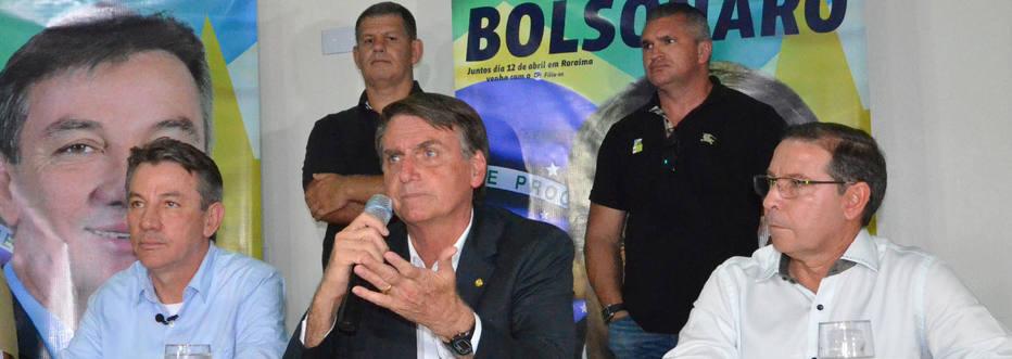 bolsonaro 1 - Sem regra, pré-campanha vira 'vale tudo' eleitoral