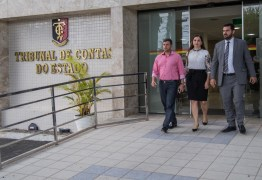 Prefeito de Cabedelo protocola no TCE pedido de auditoria nas contas do município