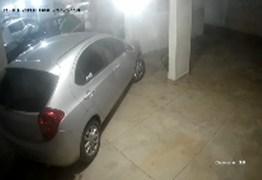 Câmeras flagram o momento em que capitão da PM atira em vizinho; VEJA VÍDEO