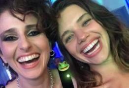 Bruna Linzmeyer e Carol Duarte se encontram: 'Sapas sorridentes'