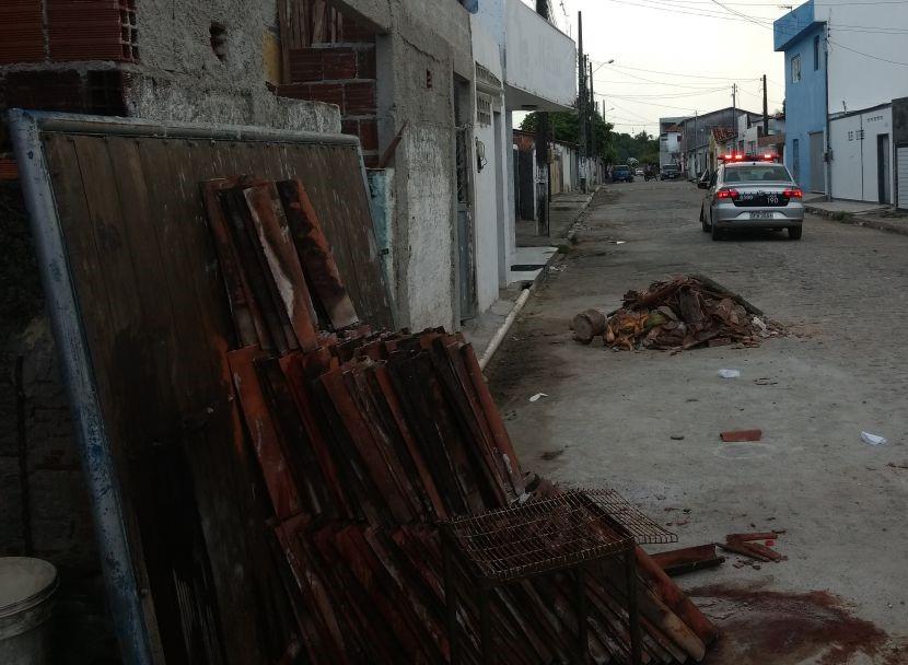 chacina em cabedelo imagem ewerton correia RTC - CHACINA EM CABEDELO: Quatro homens foram mortos na madrugada desta quarta-feira