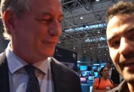VEJA VÍDEO –  Ciro dá palmada em integrante do MBL e é acusado de agressão 'aos tapas'