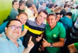 Prefeito do MDB ignora Maranhão e formaliza apoio à pré-candidatura de Lucélio para governador
