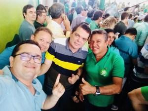 elias - Prefeito do MDB ignora Maranhão e formaliza apoio à pré-candidatura de Lucélio para governador