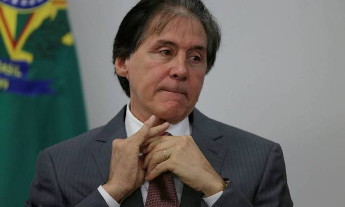 eunicio oliveira - PF faz operação em três estados em caso ligado ao presidente do Senado