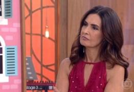 Demitido do Encontro, comediante manda abraço irônico para Fátima