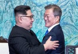 Líderes das Coreias prometem assinar acordo de paz para acabar com guerra ainda neste ano