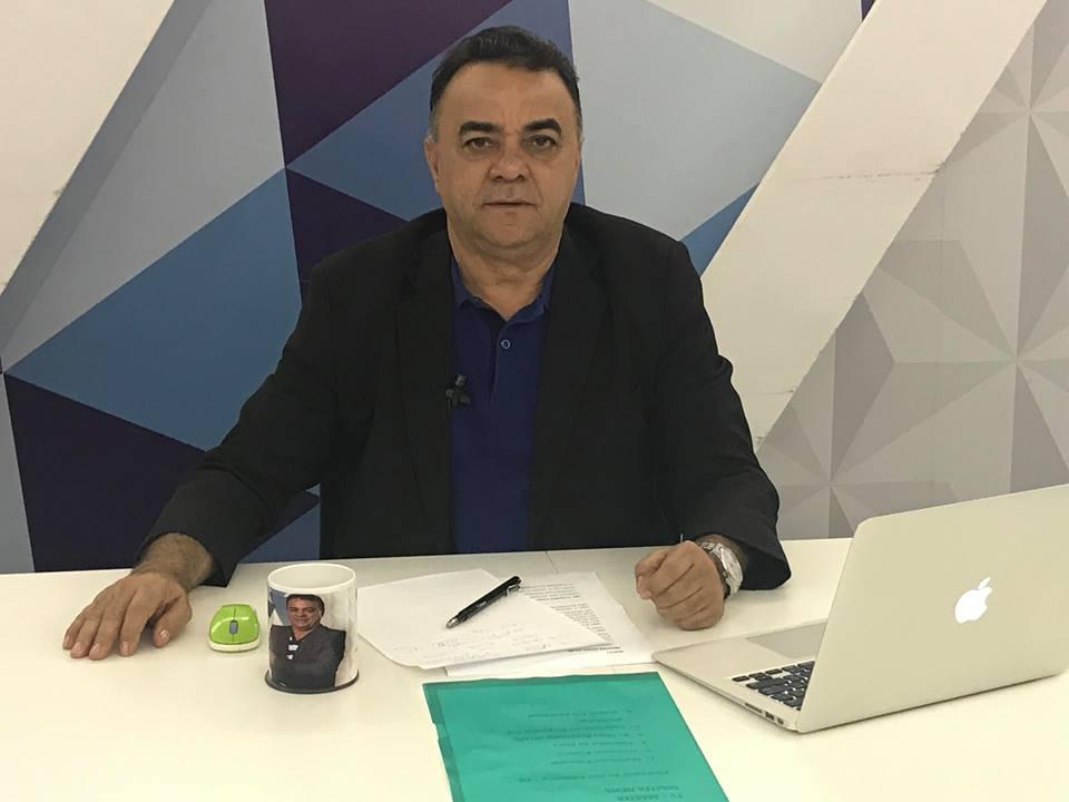 Assista ao programa #MasterNews com o apresentador Gutemberg Cardoso
