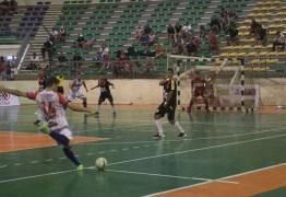 Após uma semana de folga, Liga Paraibana de Futsal retorna neste fim de semana