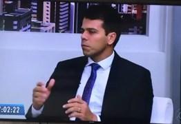 Após matéria do Fantástico, Procurador-geral do MPPB esclarece participação de Vítor Hugo; VEJA VÍDEO: