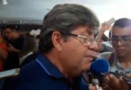 PMN oficializa nesta segunda- feira apoio à pré-candidatura de João Azevêdo