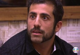 Kaysar sofre acidente em gravação de 'Órfãos da Terra' e fica ferido