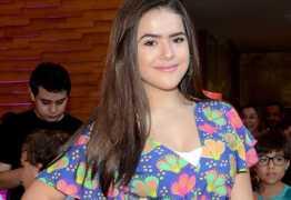 Maisa Silva desabafa sobre comentários pedófilos que recebe