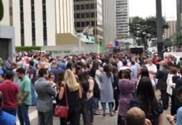 VEJA VÍDEO: Terremoto atinge Brasília e São Paulo desocupando prédios