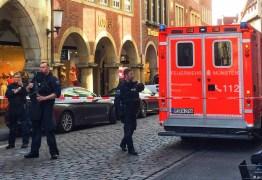 VEJA VÍDEO: Ataque terrorista deixa mortos e feridos na Alemanha