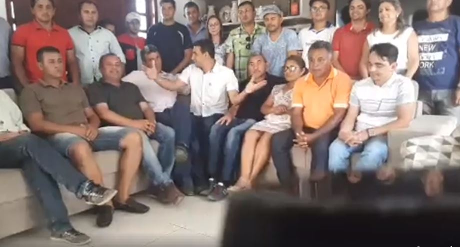 prefeito remigio - URGENTE - Prefeito da cidade de Remígio acaba de renunciar o seu mandato -VEJA VÍDEO