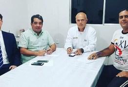 Após reunião com Amadeu Rodrigues, FPF oficializa nova comissão de arbitragem