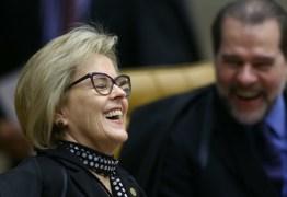 A ministra Rosa Weber e a comum 'interrupção masculina' no STF