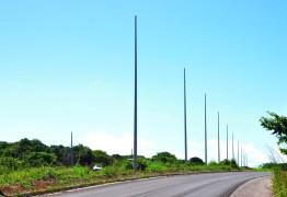 Prefeitura expande iluminação da PB-008