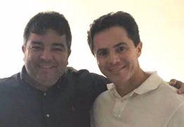 Pré-candidato ao Senado, Veneziano recebe apoio do deputado Arthur Cunha Lima Filho