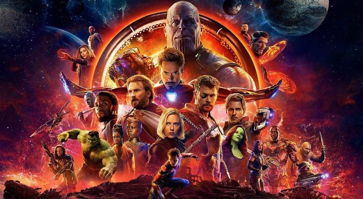 vingadores marvel thanos - 'Vingadores: Guerra Infinita' bate recordes e arrecada 1,2 bilhões de dólares na primeira semana