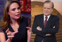 Sheherazade critica suposto áudio de Chico Pinheiro fazendo elogios a Lula e diz que 'Por muito menos, William Waack caiu'