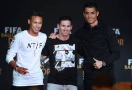 Neymar projeta craques da Copa, e mídia da Espanha aponta ausência de Messi e CR7