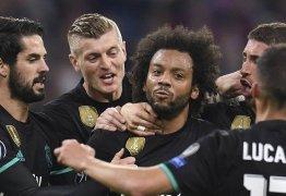 VÍDEO: Marcelo marca, Real vira sobre o Bayern e sai na frente na semifinal – VEJA OS GOLS