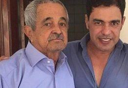 Pai de Zezé Di Camargo e Luciano está internado com problema no intestino