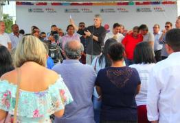 Governador Ricardo Coutinho autoriza restauração da PB-008 e obras de esgotamento e abastecimento d'água em Lucena