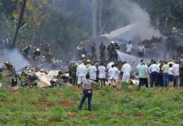 LUTO: Governo cubano confirma que 110 morreram em queda de avião