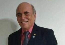 Morre aos 70 anos professor Abreu, ex-secretário da Prefeitura de Cajazeiras