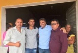 Genival Matias visita bases e participa de eventos em três municípios no Dia do Trabalhador