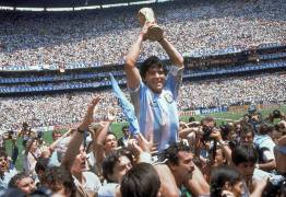 Maradona será tema de série biográfica produzida pela Amazon