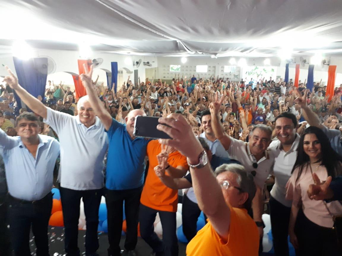 Encontro no Sertão João Azevêdo 4 - João Azevedo tem encontro com juventude e reúne lideranças de 10 cidades