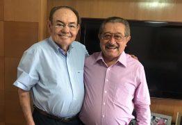 Maranhão se reúne com Ivandro Cunha Lima e pode firmar aliança com o Solidariedade