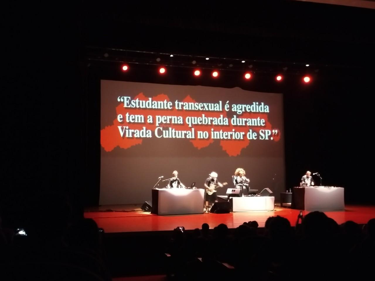 IMG 20180512 222643010 LL - ELZA SOARES: 'A Voz e a Máquina' contra a homofobia e os crimes de ódio