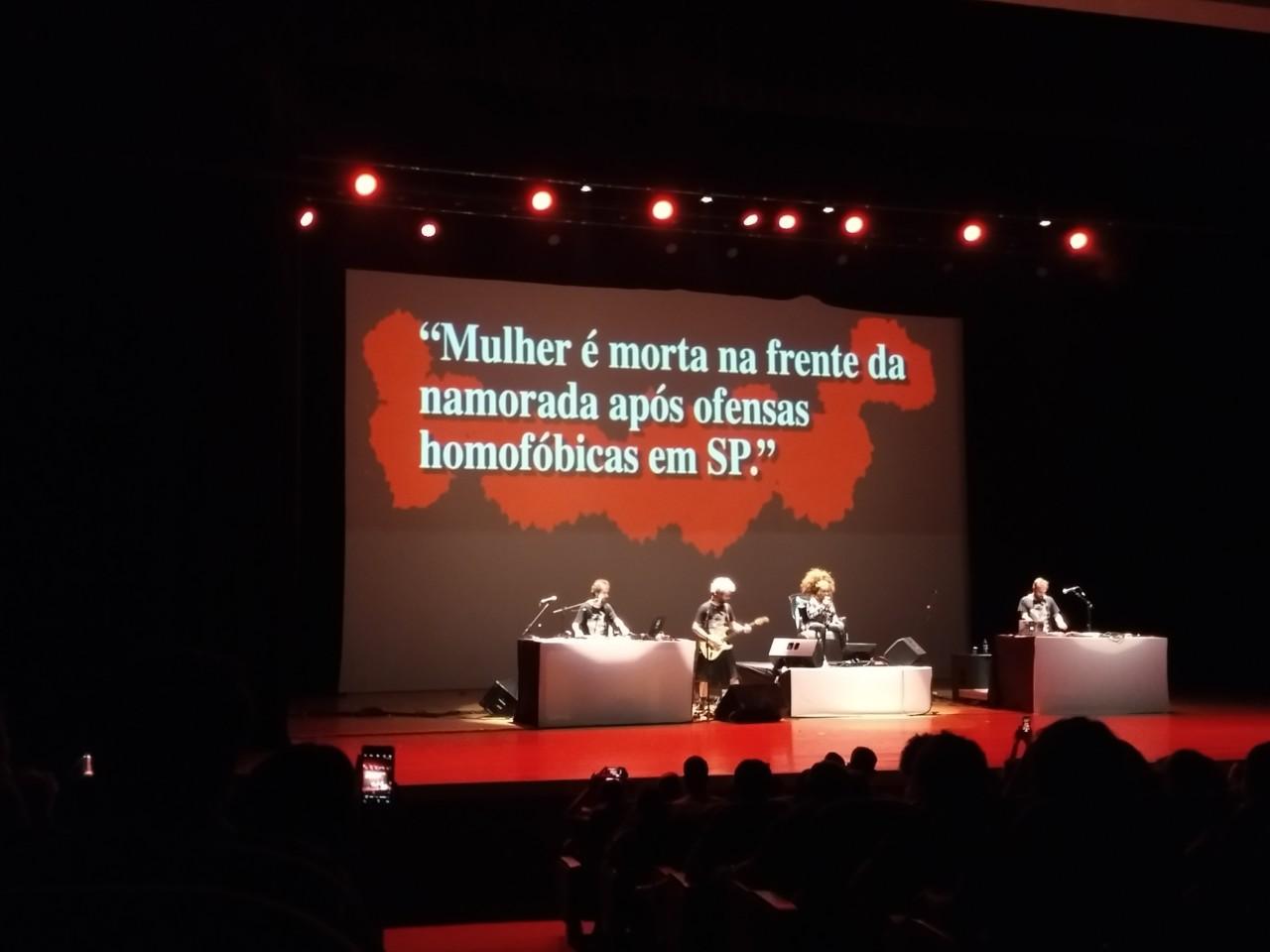 IMG 20180512 222647858 LL - ELZA SOARES: 'A Voz e a Máquina' contra a homofobia e os crimes de ódio