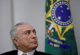Temer promove cerimônia no Planalto para fazer balanço de dois anos do governo